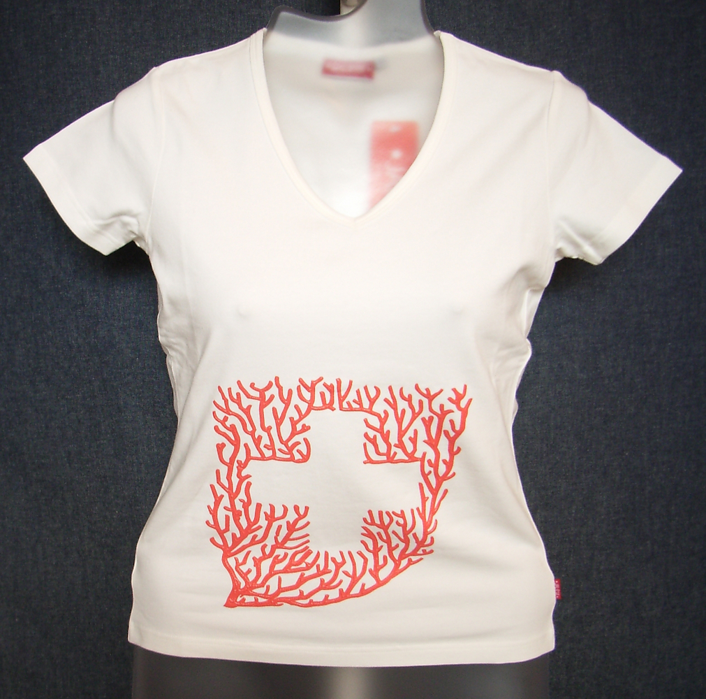 Swiss Coral T-Shirt 2